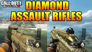 getlinkyoutube.com-BLACK OPS 3 DIAMOND CAMO GAMEPLAY - ASSAULT RIFLES DIAMOND GAMEPLAY! (CoD Bo3 Diamond Camo Gameplay)