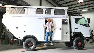 ATW: All Terrain Warriors 4x4 Expedition Vehicle Tour