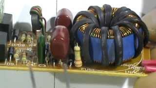 getlinkyoutube.com-Индукционный нагреватель из электронного трансформатора