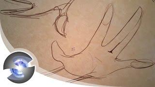 getlinkyoutube.com-How to Draw Dynamic Hands