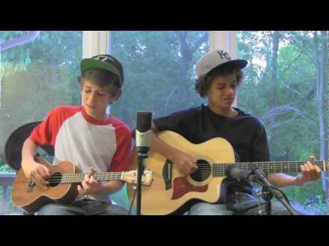 I Won't Give Up - Jason Mraz (Stars Academy Myles and Kolton Cover)