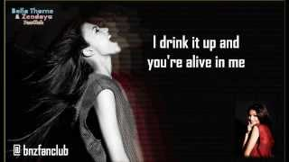 """getlinkyoutube.com-Zendaya - """"Bottle You Up"""" - (Lyrics Video)"""