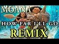 Alessia Cara - How Far Ill Go REMIX From Moana 【Chili Cat Remix】