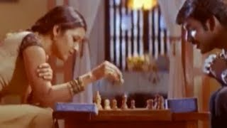 getlinkyoutube.com-Vishal and Reema Sen playing chess - Prema Chadarangam Romantic Scenes - Vishal, Vivek