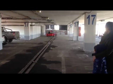 Презентация Российского трек-кара от Lotus клуба