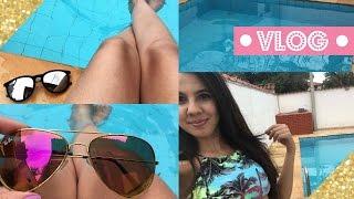 getlinkyoutube.com-✨ Vlog de Viagem : Cadê o sol ? ☀️ ☁️