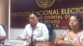 INE llama a ciudadanos a abatir déficit democrático en México