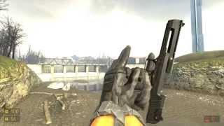 getlinkyoutube.com-Half Life 2: Tactical - All Guns Shown