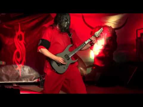 Slipknot Live Mayhem Festival 2012(Eyeless, Wait And Bleed, Duality,Surfacing) 720p HD