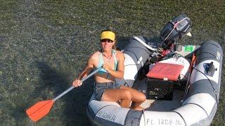 getlinkyoutube.com-Living Aboard a Traveling Sailboat, Solo Sailor Girl