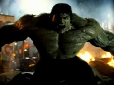 The Incredible Hulk - Trailer #1 TRUE-HD
