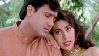 getlinkyoutube.com-Ui Amma Ui Amma Kya Karata Hai - Karishma, Govinda, Raja Babu Song