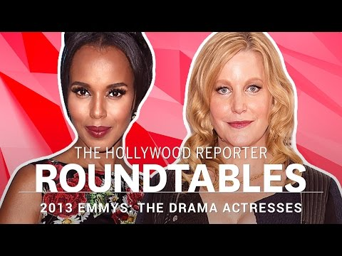 Full Uncensored Drama Actress Emmy Roundtable
