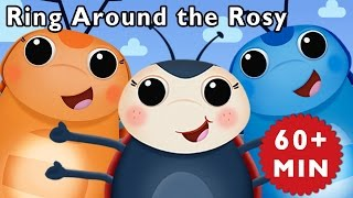 getlinkyoutube.com-F Is for Flowers | Ring Around the Rosy and More | Baby Songs from Mother Goose Club!