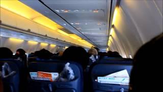 getlinkyoutube.com-悲鳴が上がるほどの強烈な乱気流[turbulence due to CB] ANA747便
