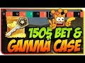 CS GO  gamma case opening und 150$ Bet ► Ab GEHTS!