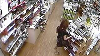 Shoplifting - we are watching you (1/2)