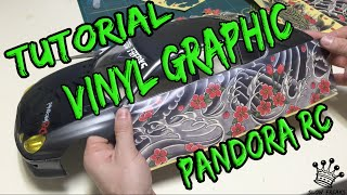 getlinkyoutube.com-Tutorial ''Vinyl Graphic Pandora RC''