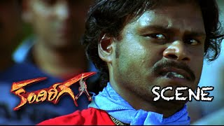 getlinkyoutube.com-Sapthagiri Funny Answers To Ram || Comedy Scene Forever || Kandireega Movie Comedy Scenes