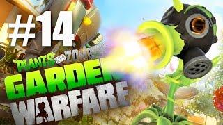 getlinkyoutube.com-ТОКСИК! #14 Plants vs Zombies: Garden Warfare (HD) играем первыми