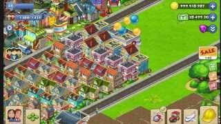 getlinkyoutube.com-Township MOD APK 3.7.1 dinheiro infinito (Unlimited Money )