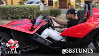 getlinkyoutube.com-Safaree Buys NEW Polaris Slingshot! [ILP Lifestyle]