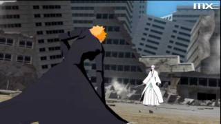 getlinkyoutube.com-Bleach: Soul Resurreccion - Ichigo vs Gin Boss Battle HD