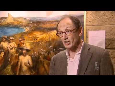Wilson wins Gallipoli Art Prize