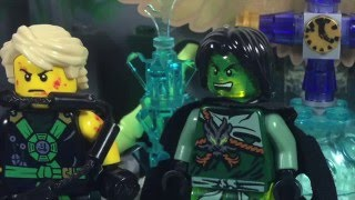 Ninjago Cursed Soul Episode 10: Back In Green