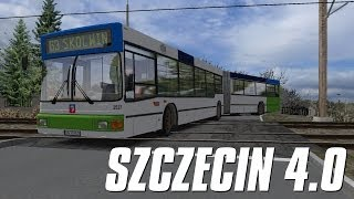 getlinkyoutube.com-OMSI 2 - Szczecin 4.0 - Line 63: Kołłataja - Skolwin