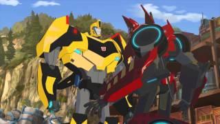 "getlinkyoutube.com-Transformers Brasil -   Robots in Disguise ""Bumblebee"""
