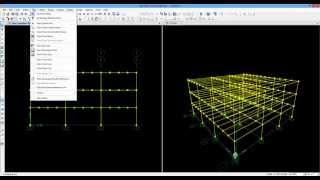 getlinkyoutube.com-[SAP2000] Steel Structure TS - Full Design