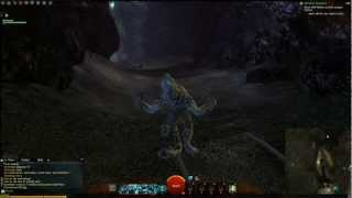 getlinkyoutube.com-GW2 Norn Snow Leopard Form