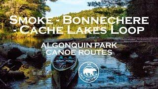 getlinkyoutube.com-Smoke Lake - Bonnechere Lake - Cache Lake Loop: Algonquin Park Canoe Routes
