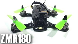 getlinkyoutube.com-ZMR 180 Carbon FPV Mini Quad - Full Review