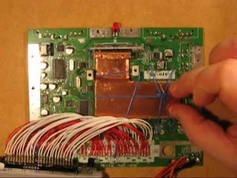 N64 log - 6 - Keeping the N64 motherboard chips cooler!