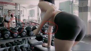 getlinkyoutube.com-Kim Domingo Video Gym Workout