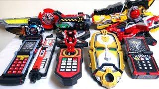 Power Rangers Movie Megazord Surprise Toys Hunt Building The Five Battle Zords With Ckn Toys width=