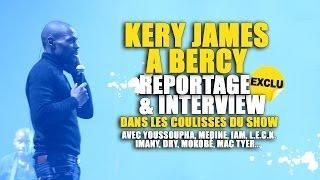 Kery James - Retour sur son show à Bercy