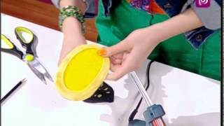 getlinkyoutube.com-فاي سابا تصنع دمى من كلسات الاطفال