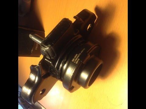 Опора двигателя правая - Engine mounting - lynx me-SAA013 honda fit jazz