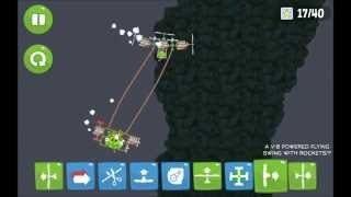 Bad Piggies: The Swing of Aerial Fright