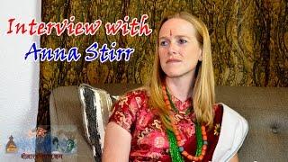 getlinkyoutube.com-Interview with Lok Dohari Singer Anna Stirr