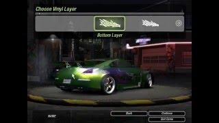 getlinkyoutube.com-NFSU2 how to make Rachel's car (best vid)