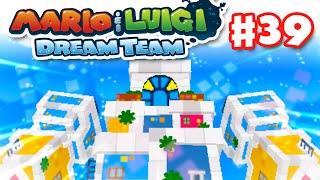 getlinkyoutube.com-Mario & Luigi: Dream Team - Gameplay Walkthrough Part 39 - Earthwake Boss Fight! (Nintendo 3DS)