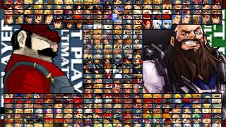 getlinkyoutube.com-SvC - CvS Supreme Ultimate Clash Mugen + download links