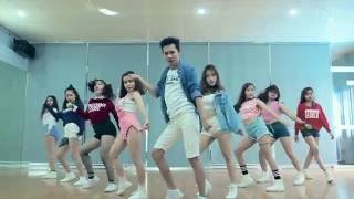 getlinkyoutube.com-[Produce 101] Bang Bang Dance Cover by TNT Dance Crew from Vietnam