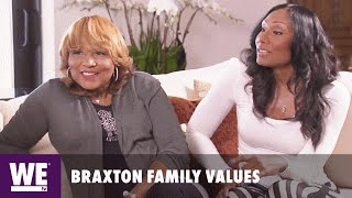 getlinkyoutube.com-Braxton Family Values | Deleted Scene: Eating for Two | WE tv