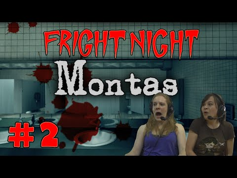 FRIGHT NIGHT: Montas #2 - The Meat Train!