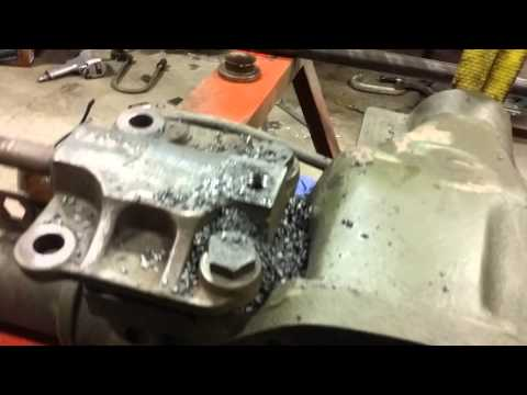 Dodge M37 Build #35 Dana 60 3 stud spring perch